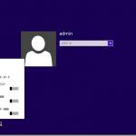 忘れた管理者パスワードを変更する方法 – Windows 8.1編