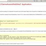ADFS実装で起こるエラー ~ アプリケーション イベントID 1310のケース