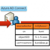 Azure AD ConnectからSourceAnchorを変更